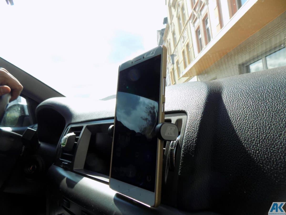 AK-Insides: Xtand Vent und Xtand Go Z1 Smartphone Halterung im Team Test 12