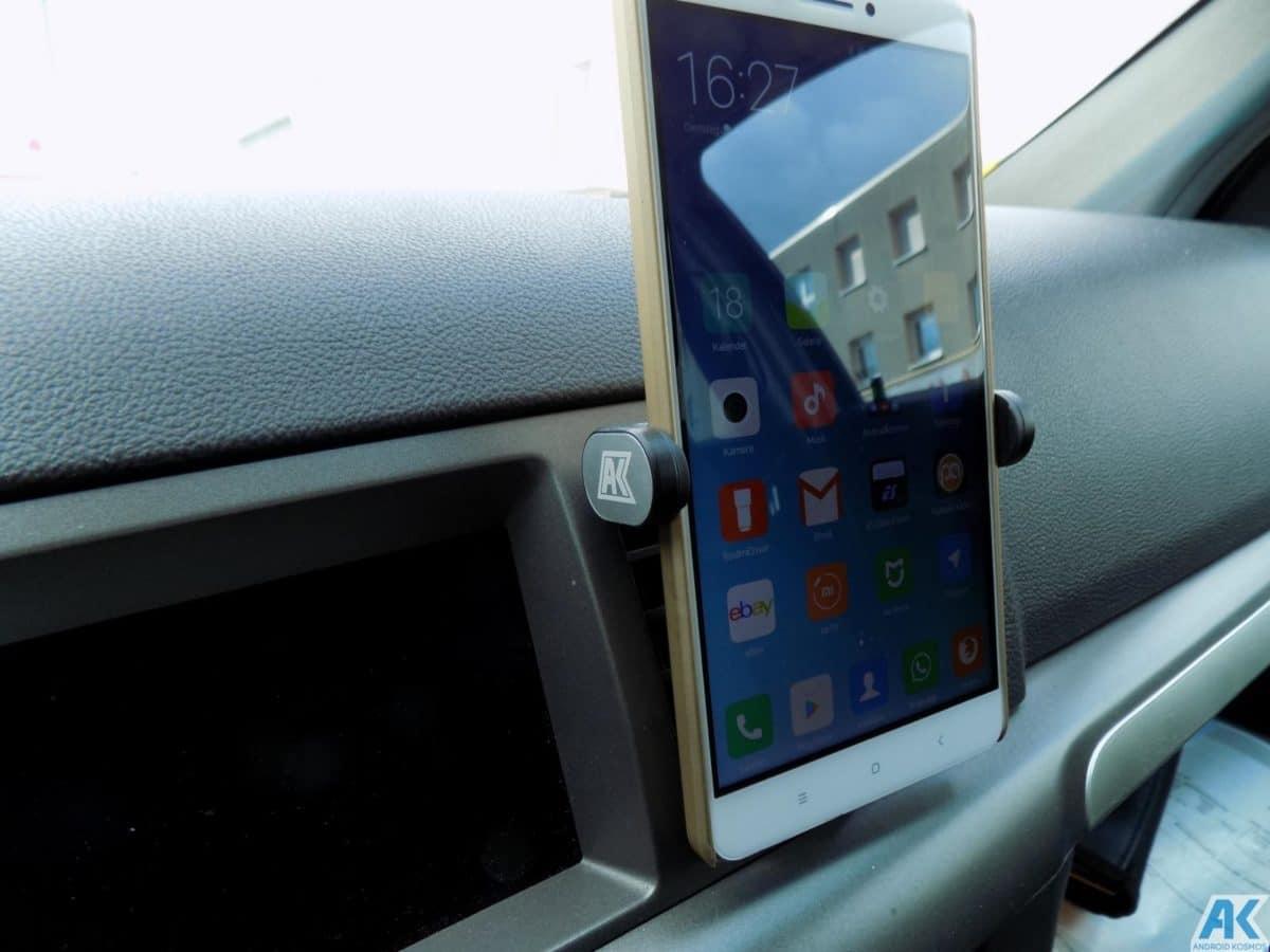 AK-Insides: Xtand Vent und Xtand Go Z1 Smartphone Halterung im Team Test 13