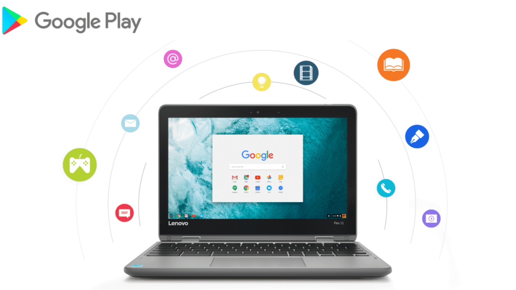 Lenovo Flex 11 Apps 1024x577