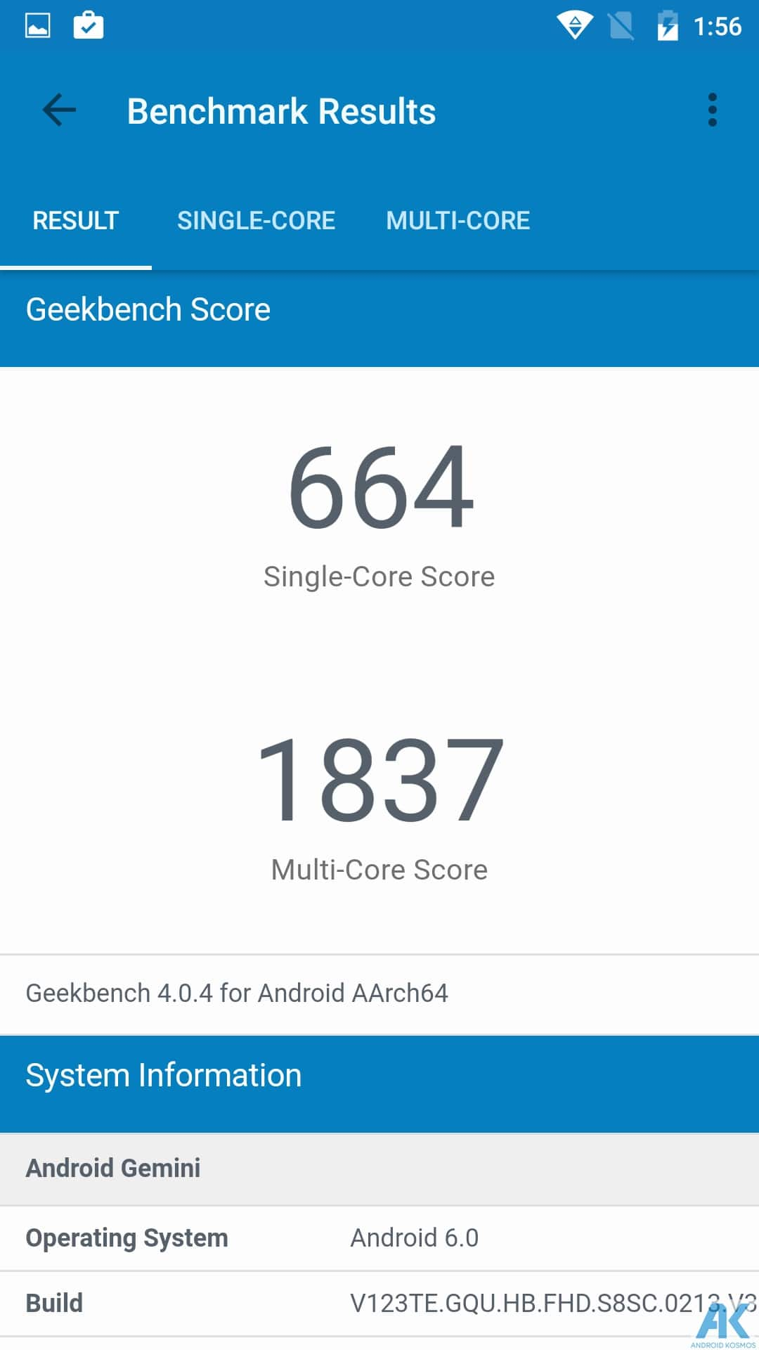 Ulefone Gemini Test: Budget Smartphone mit Dualkamera 52