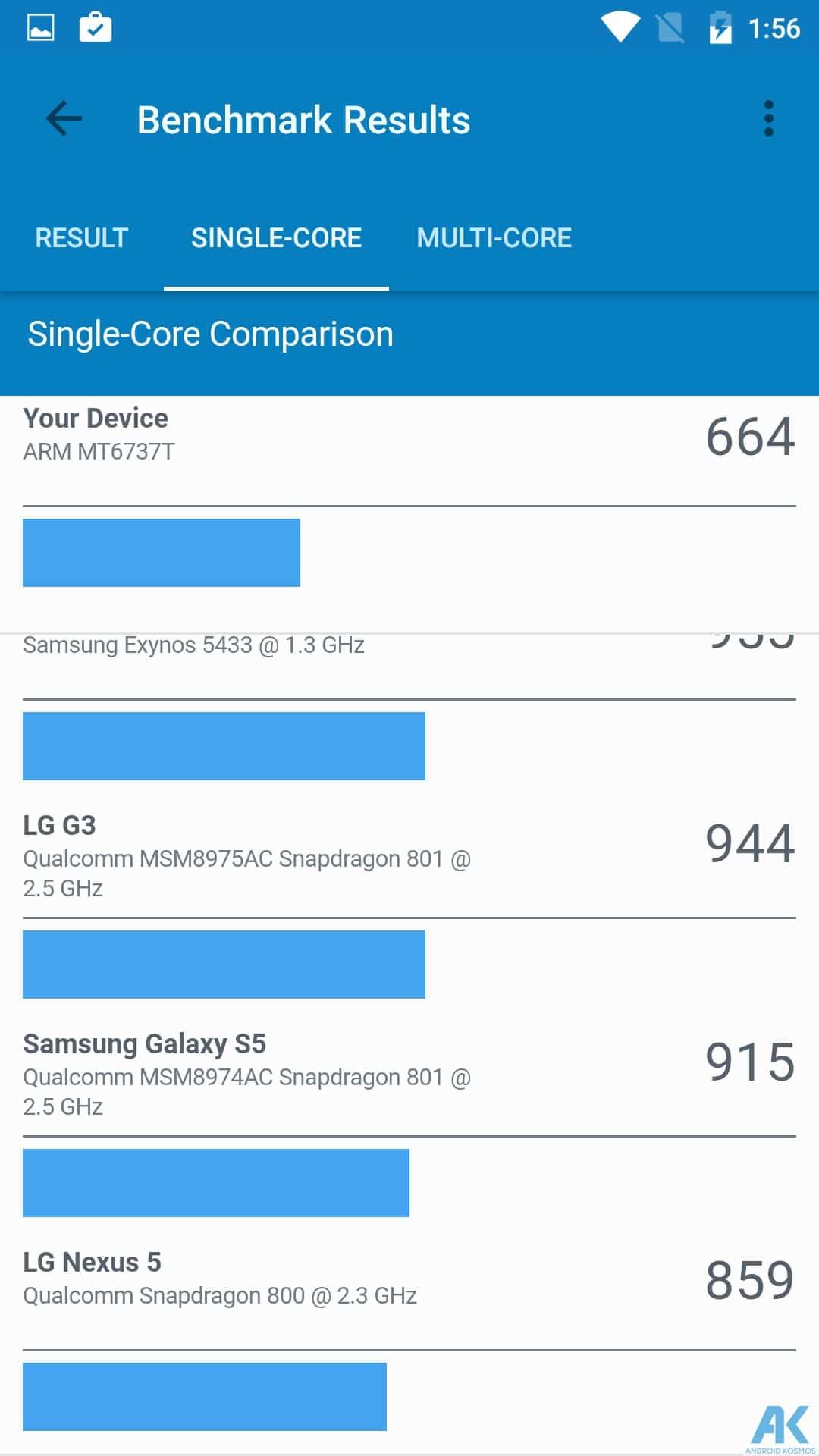 Ulefone Gemini Test: Budget Smartphone mit Dualkamera 53