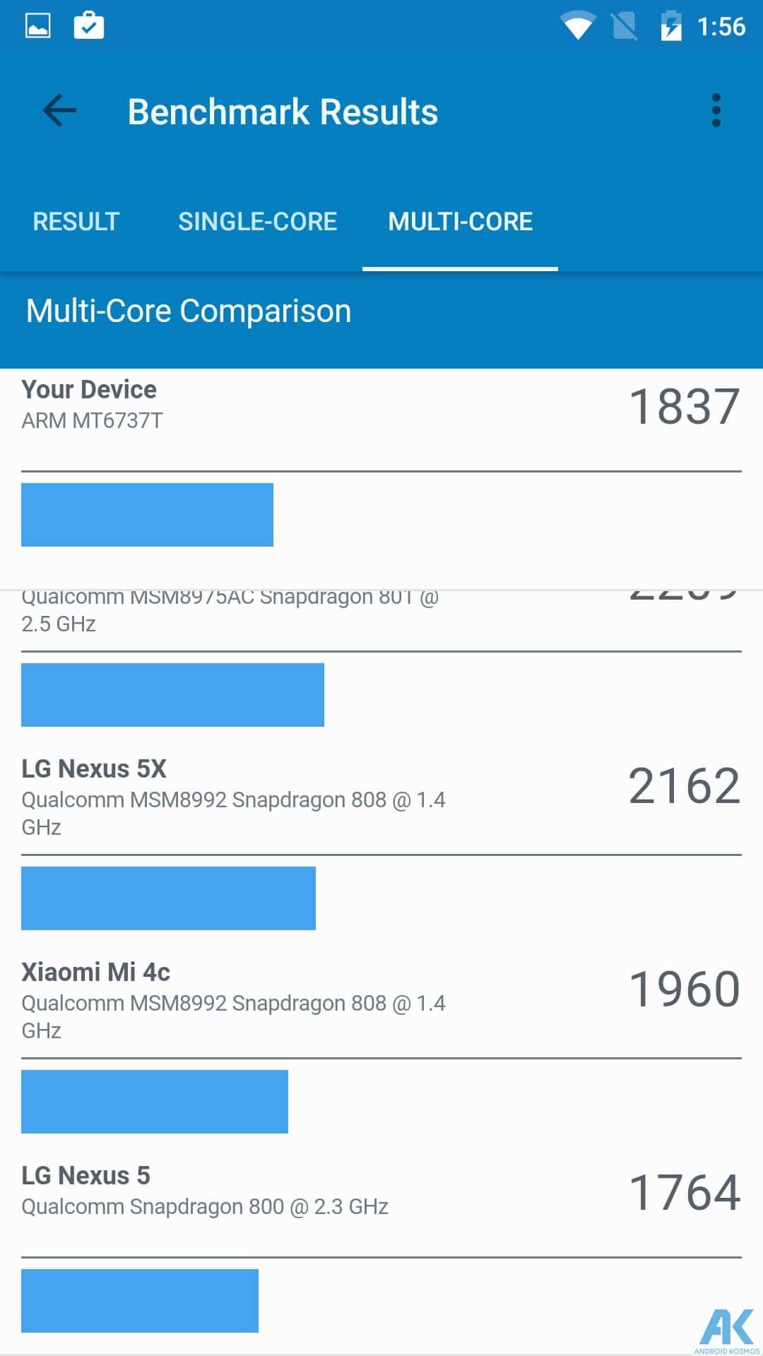 Ulefone Gemini Test: Budget Smartphone mit Dualkamera 54