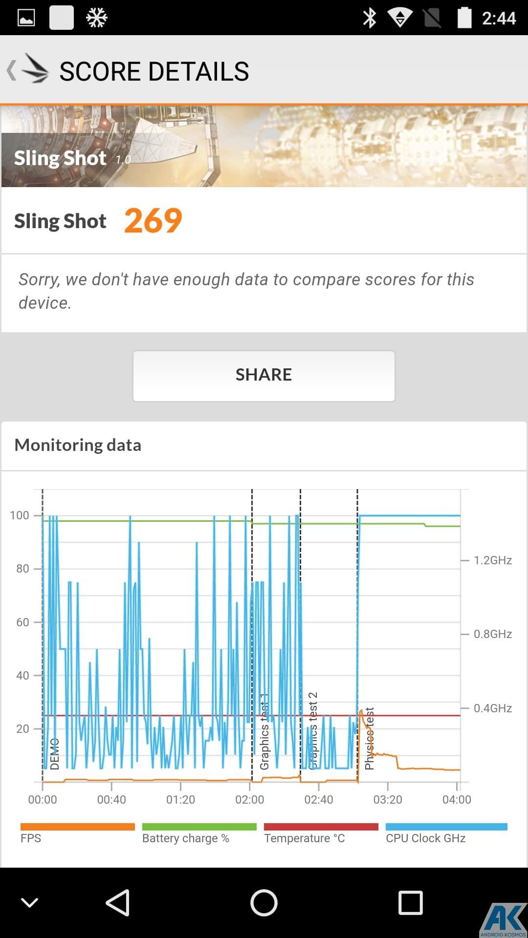 Ulefone Gemini Test: Budget Smartphone mit Dualkamera 55