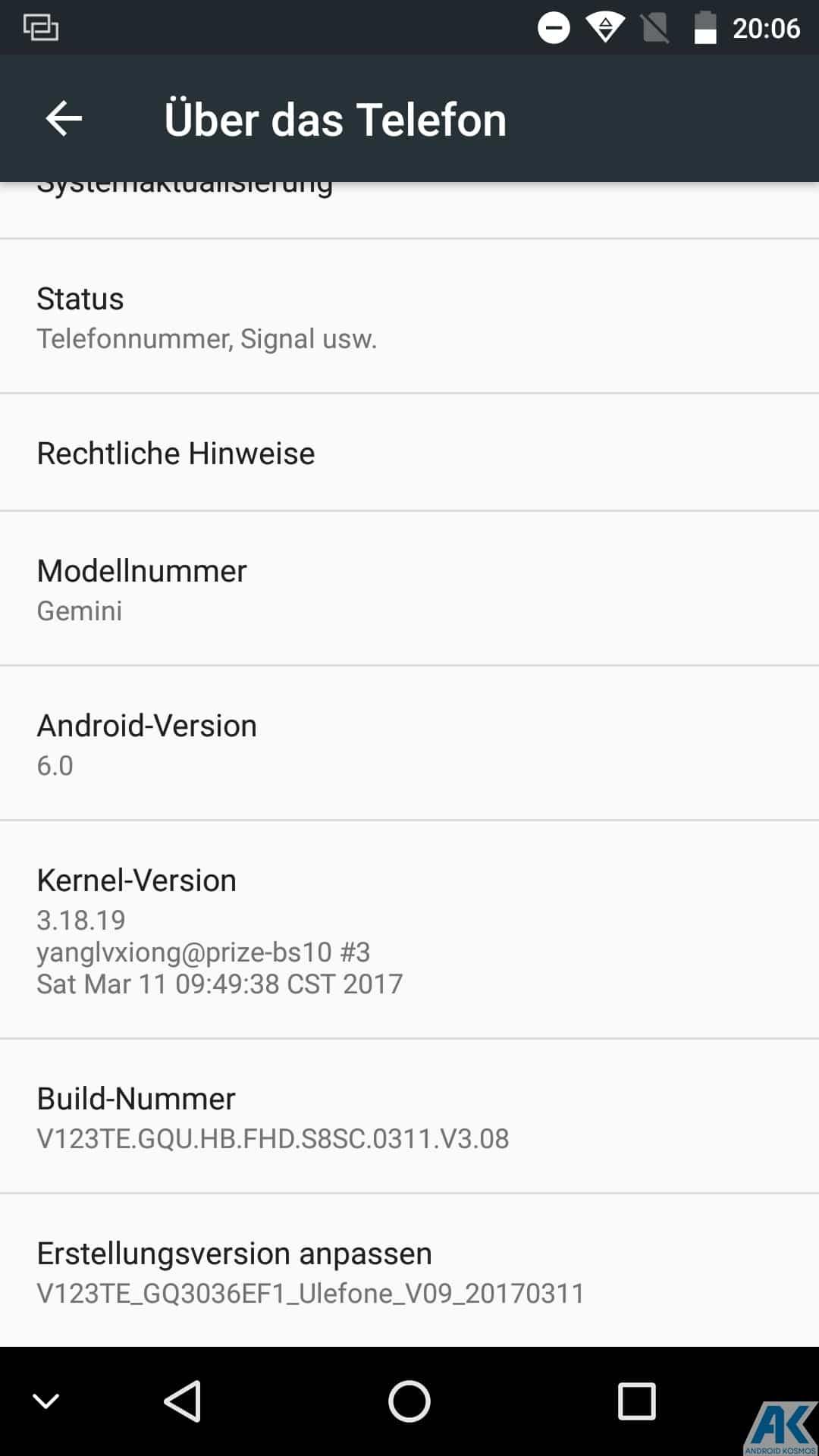 Ulefone Gemini Test: Budget Smartphone mit Dualkamera 27