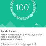 UmiDigi Z Pro Test: Smartphone nun auch mit Dual-Kamera 17