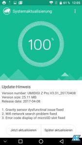 UmiDigi Z Pro Test: Smartphone nun auch mit Dual-Kamera 134