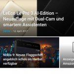 UmiDigi Z Pro Test: Smartphone nun auch mit Dual-Kamera 143
