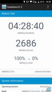 UmiDigi Z Pro Test: Smartphone nun auch mit Dual-Kamera 284