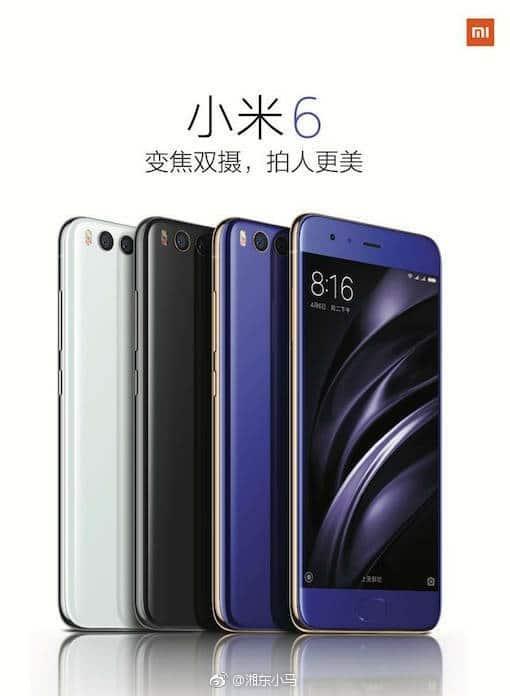 Xiaomi Mi6: Fotos und technische Daten aufgetaucht (Update) 15