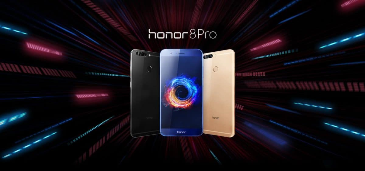 Honor 8 Pro: Das neue High-End-Smartphone wurde offiziell vogestellt 1