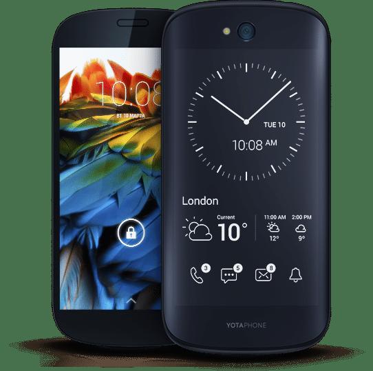 YotaPhone meldet sich mit Update und Teaser zurück 1