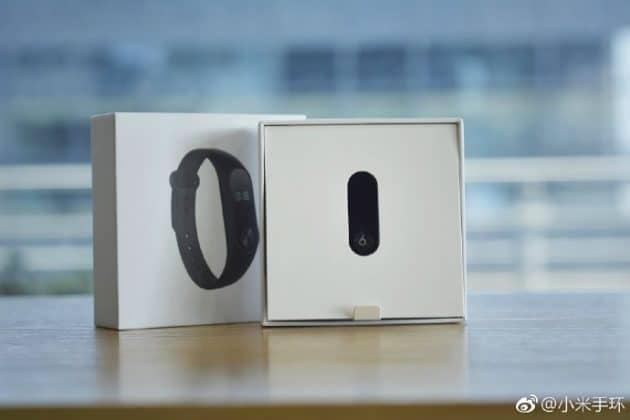 Das Xiaomi Mi Band 2 erscheint in einer Mi 6-Edition 4