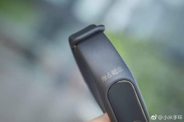 Das Xiaomi Mi Band 2 erscheint in einer Mi 6-Edition 6