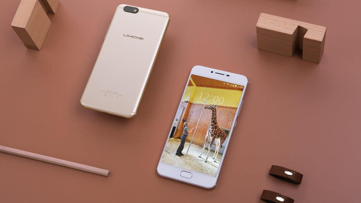 UmiDigi C Note: Attraktives Mittelklasse-Smartphone zum Spitzenpreis vorgestellt 8