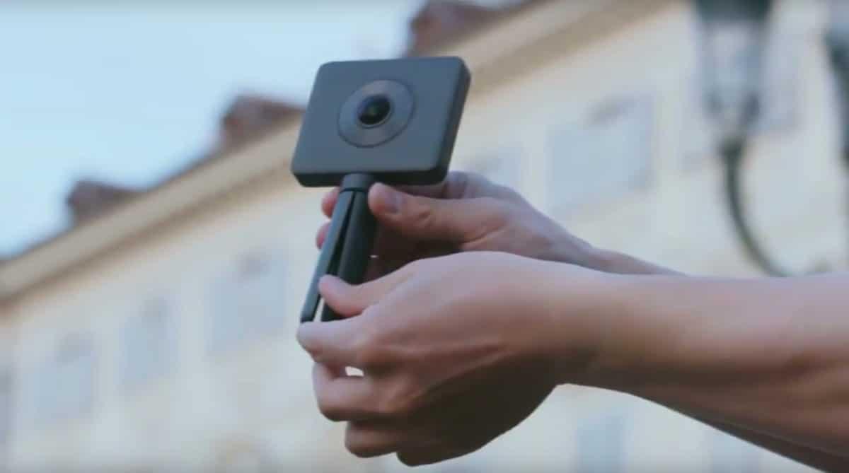 Xiaomi stellt Mi Panoramic 360 Grad Panorama Kamera mit bis zu 3.5k Aufnahmen vor 3