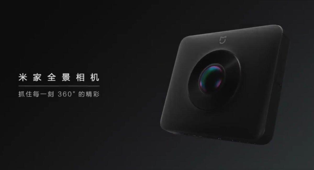 Xiaomi stellt Mi Panoramic 360 Grad Panorama Kamera mit bis zu 3.5k Aufnahmen vor 6