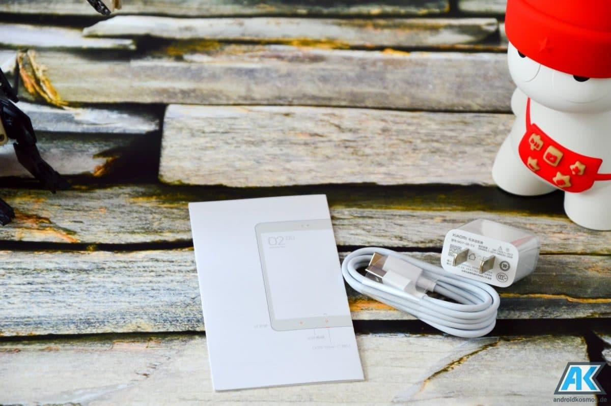 Xiaomi Mi Pad 3 Test: Das dritte Android Tablet der Serie 7