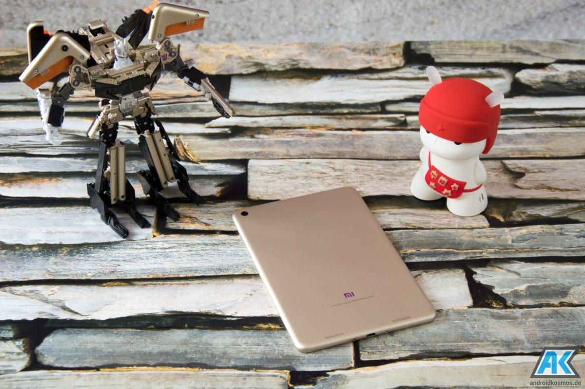 Xiaomi Mi Pad 3 Test: Das dritte Android Tablet der Serie 10