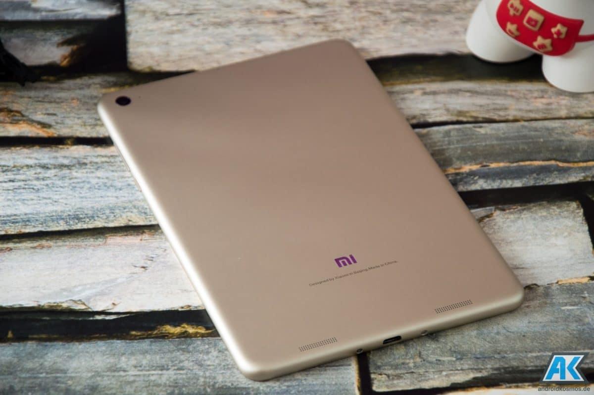 Xiaomi Mi Pad 3 Test: Das dritte Android Tablet der Serie 11