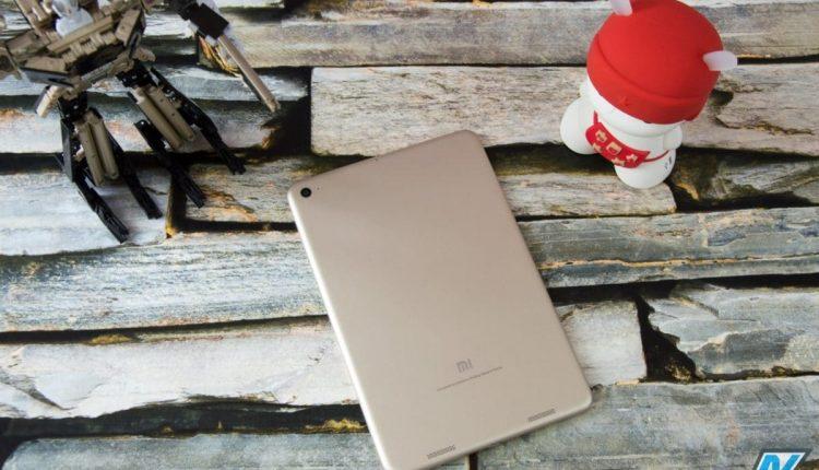 Xiaomi Mi Pad 3 Test: Das dritte Android Tablet der Serie 9