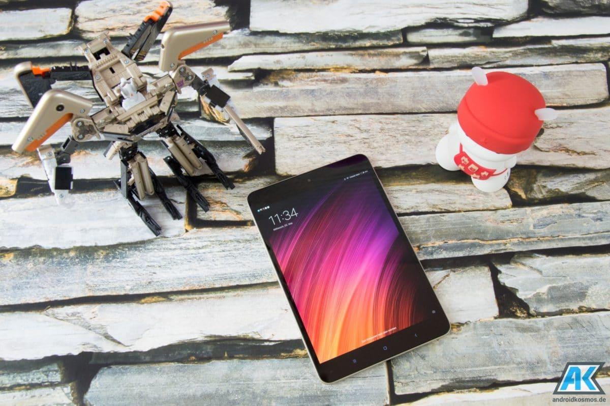 Xiaomi Mi Pad 3 Test: Das dritte Android Tablet der Serie 1