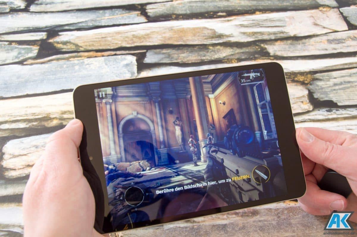 Xiaomi Mi Pad 3 Test: Das dritte Android Tablet der Serie 111