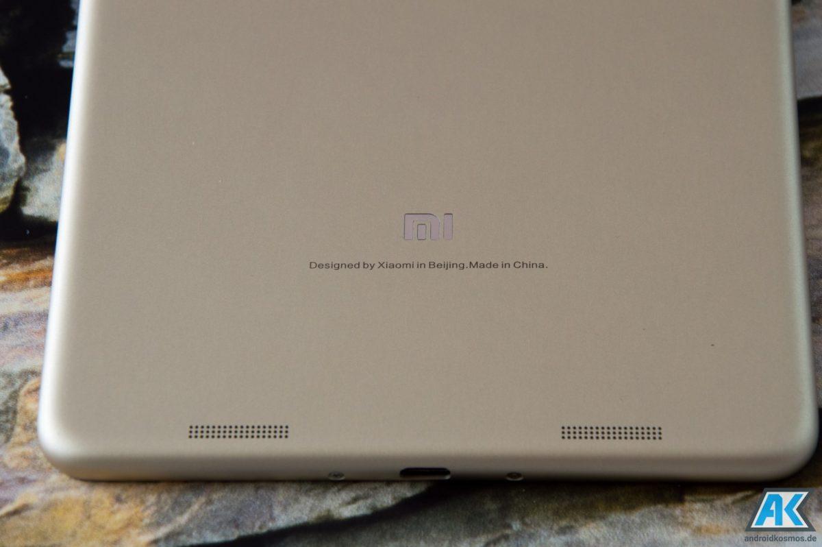 Xiaomi Mi Pad 3 Test: Das dritte Android Tablet der Serie 12