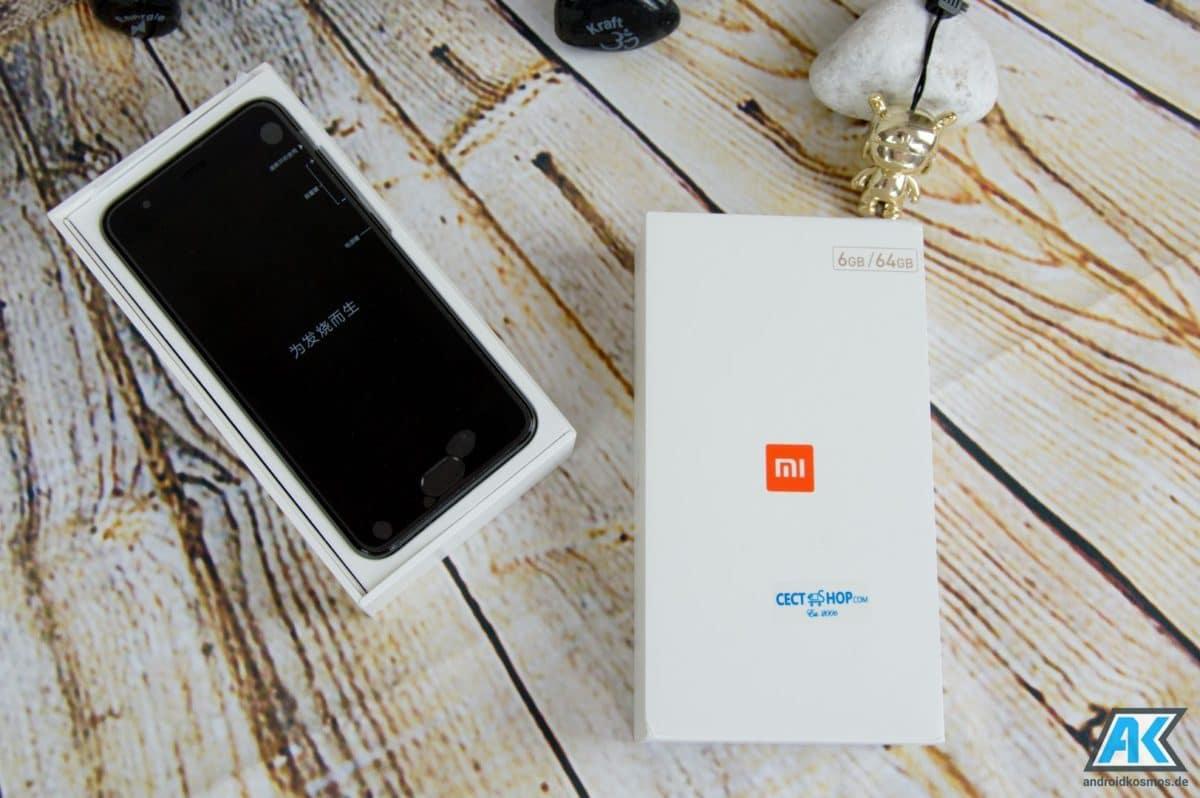 Xiaomi Mi6 Test: Kampfansage an die HighEnd Smartphone Konkurrenz 192