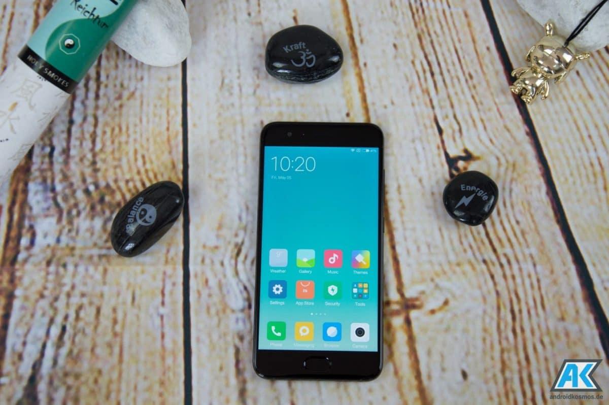 Xiaomi Mi6 Test: Kampfansage an die HighEnd Smartphone Konkurrenz 186
