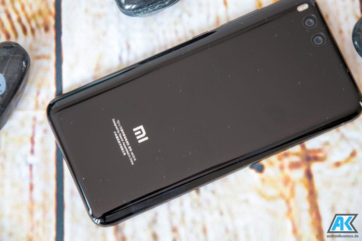 Xiaomi Mi6 Test: Kampfansage an die HighEnd Smartphone Konkurrenz 200
