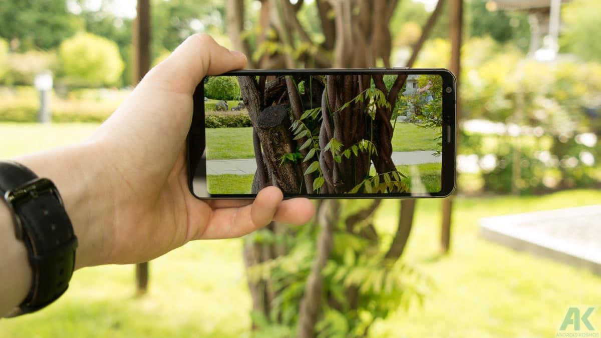 LG G6 Test: Der Hoffnungsträger im ausführlichen Testbericht 20