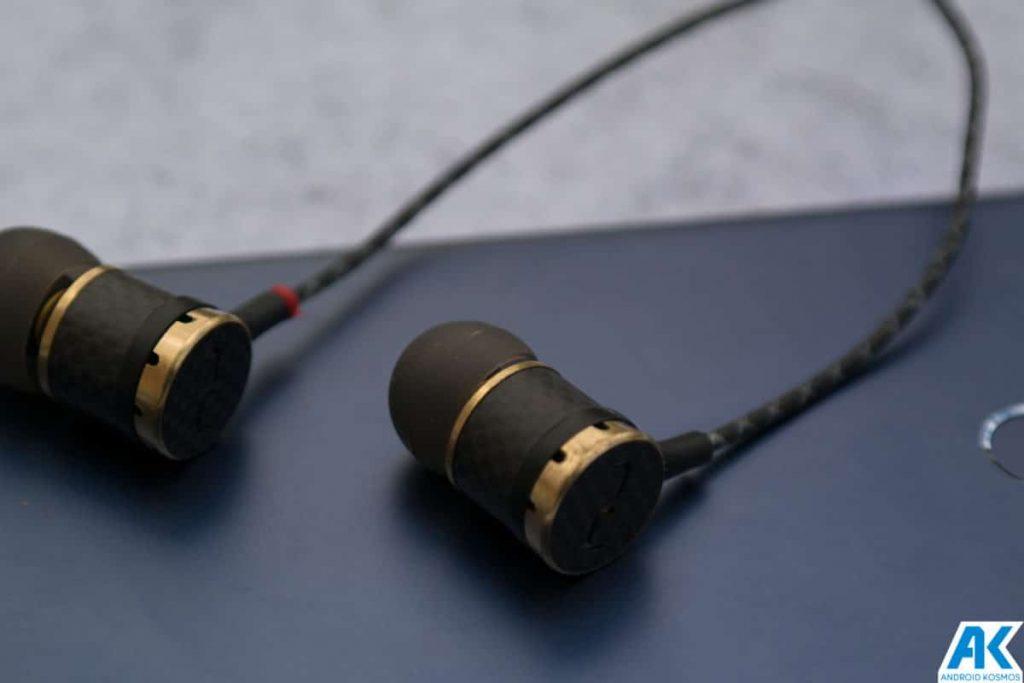 Optoma NuForce NE800M Test: Hochwertige In-Ear-Kopfhörer mit ausgewogenem Sound 12