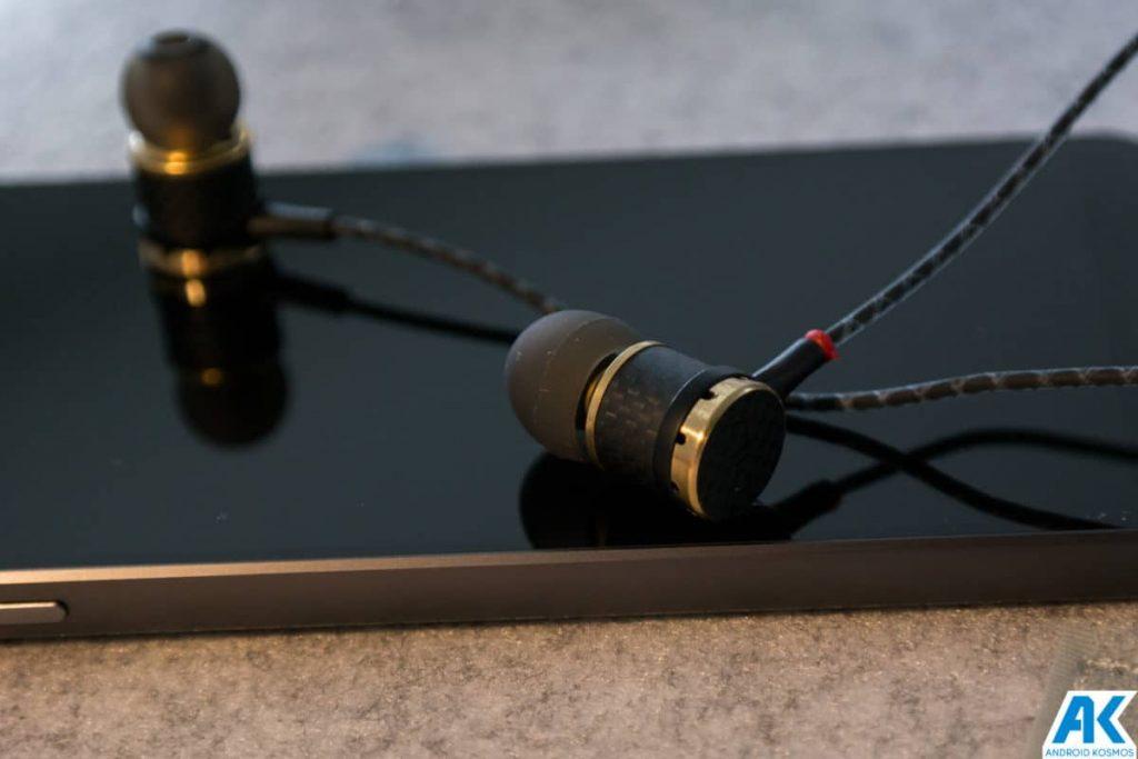 Optoma NuForce NE800M Test: Hochwertige In-Ear-Kopfhörer mit ausgewogenem Sound 4