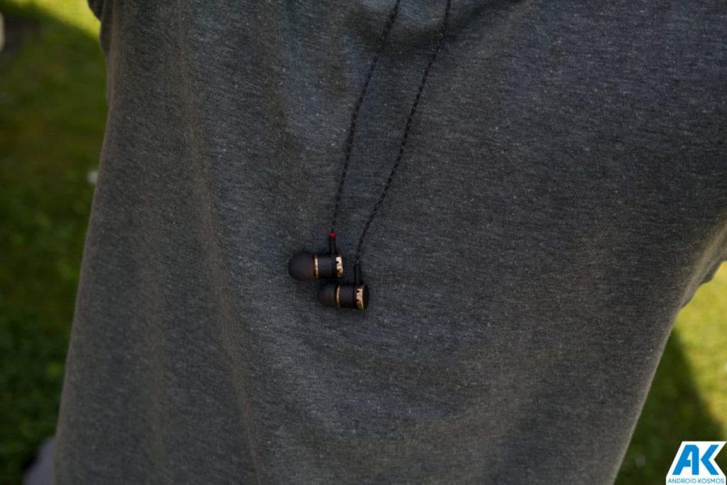 Optoma NuForce NE800M Test: Hochwertige In-Ear-Kopfhörer mit ausgewogenem Sound 9