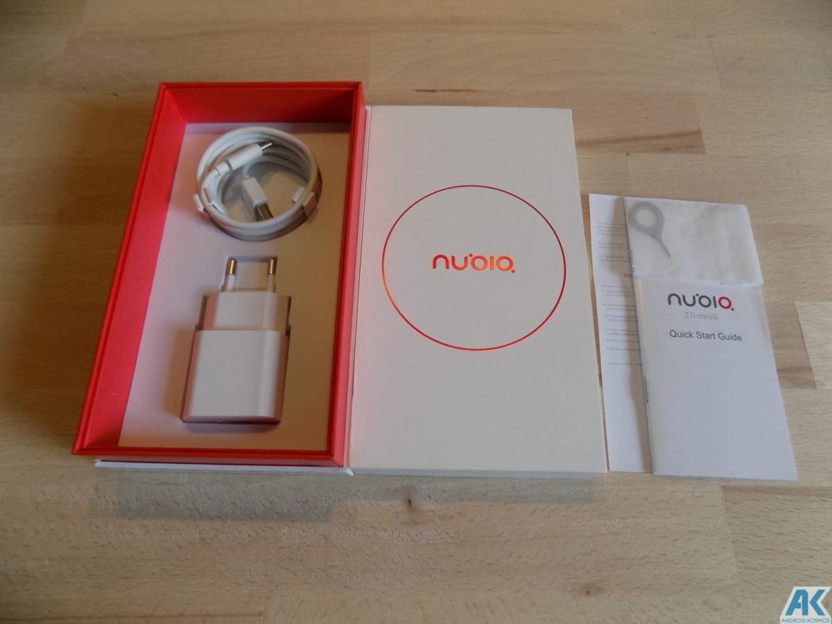 Nubia Z11 Mini S Test: kompaktes Mittelklasse Smartphone 6