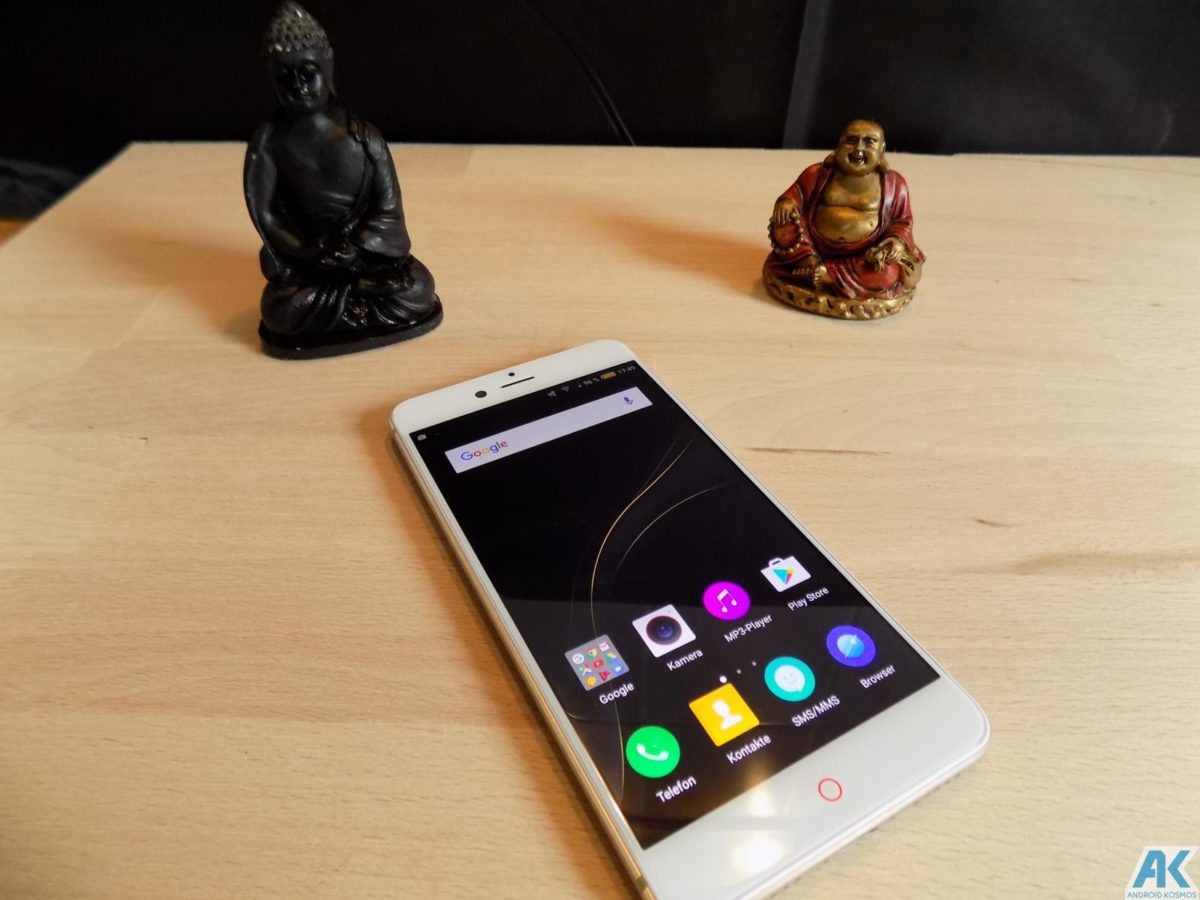 Nubia Z11 Mini S Test: kompaktes Mittelklasse Smartphone 8