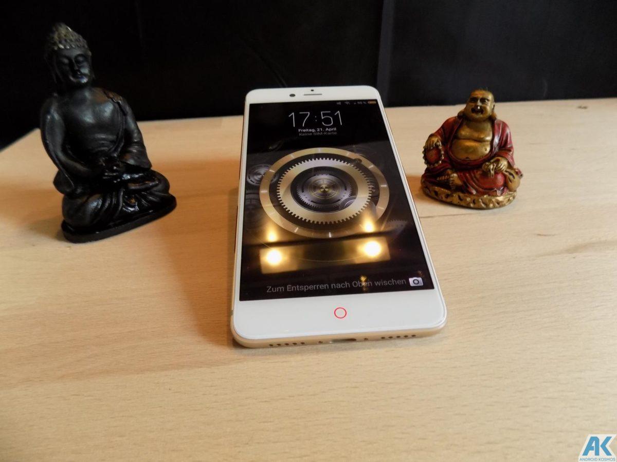 Nubia Z11 Mini S Test: kompaktes Mittelklasse Smartphone 9
