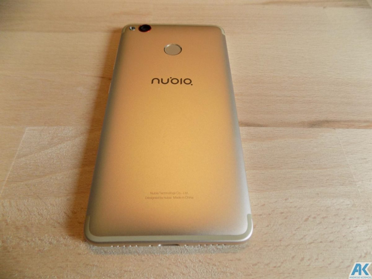 Nubia Z11 Mini S Test: kompaktes Mittelklasse Smartphone 10
