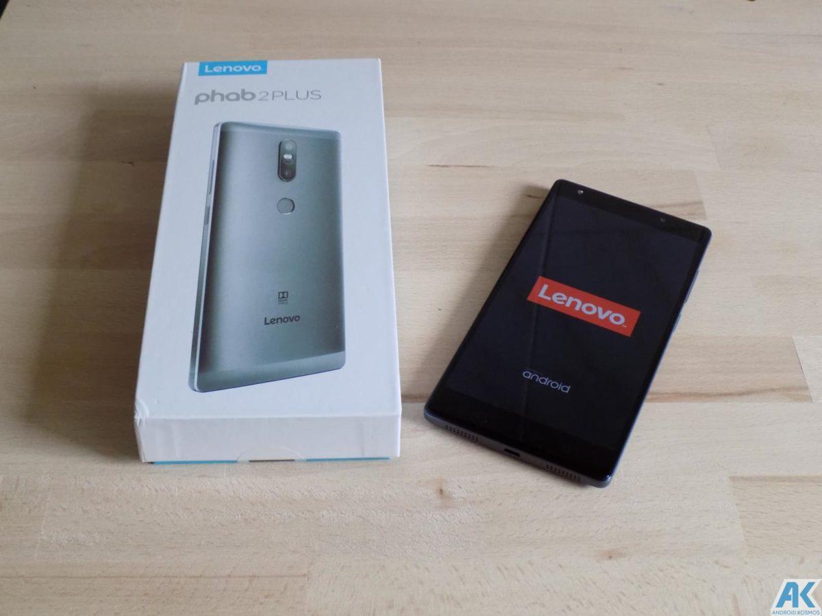 Lenovo Phab2 Plus Test: Eigenes Monster Phablet mit großen Akku 13