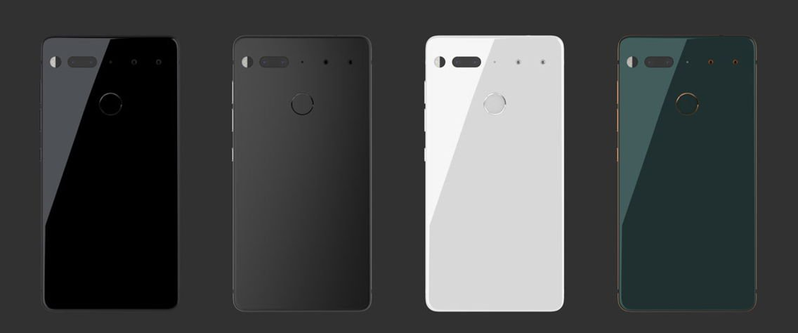 Essential Phone all