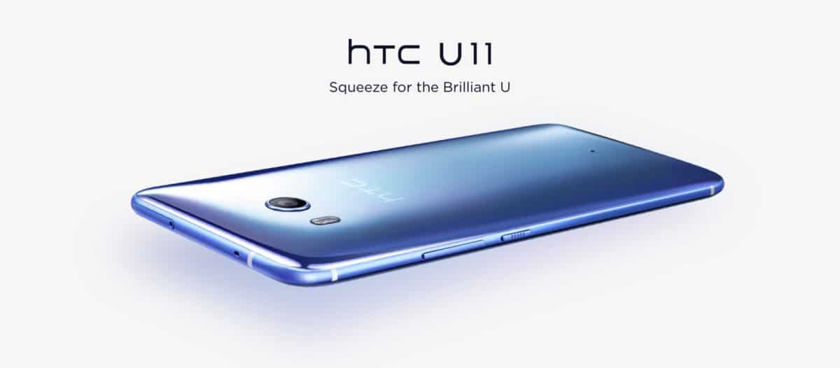 HTC U11: High-End-Hoffnungsträger mit erstklassiger Kamera 1