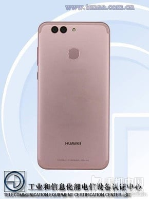Huawei Nova 2: Smartphone Nachfolger wurde bei der TENAA gesichtet 4
