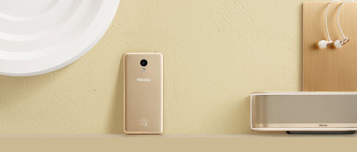Meizu M5c: Einsteiger-Smartphone mit LTE Band 20 5