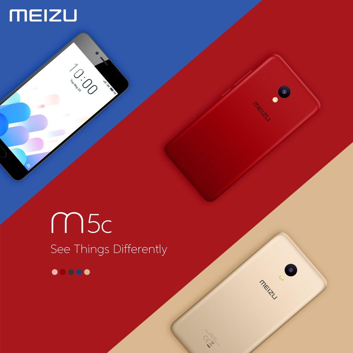 Meizu M5c: Einsteiger-Smartphone mit LTE Band 20 10