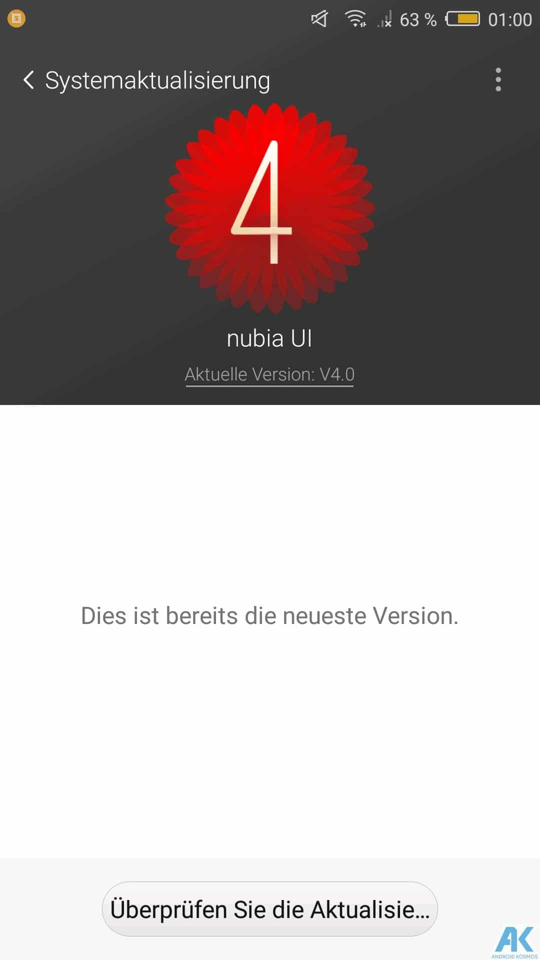 Nubia Z11 Mini S Test: kompaktes Mittelklasse Smartphone 25