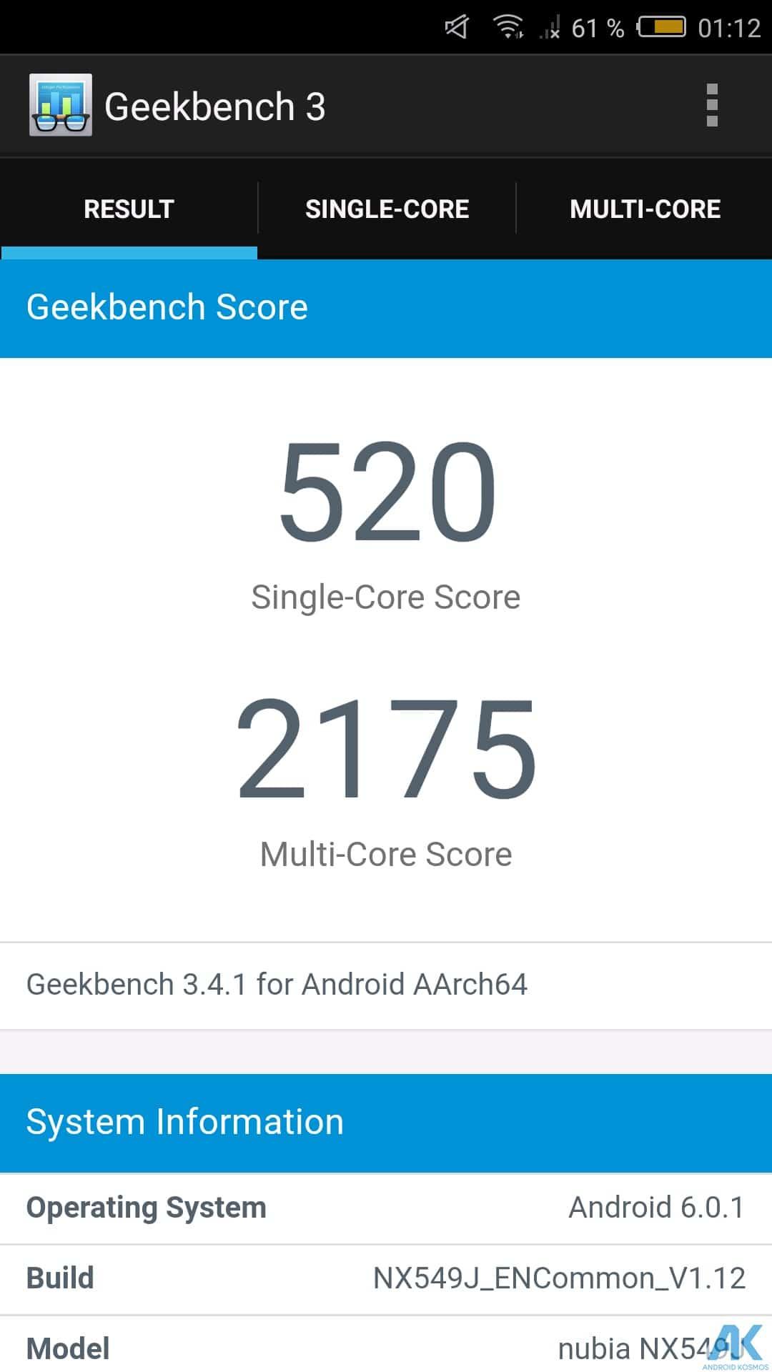 Nubia Z11 Mini S Test: kompaktes Mittelklasse Smartphone 57