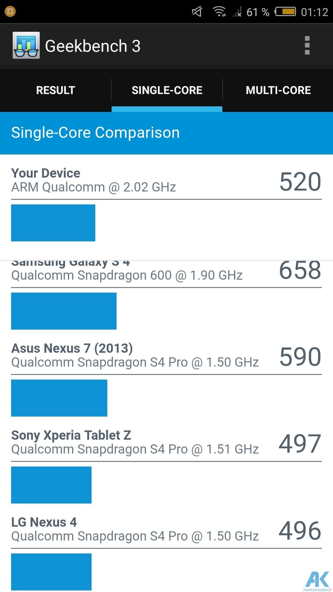 Nubia Z11 Mini S Test: kompaktes Mittelklasse Smartphone 58