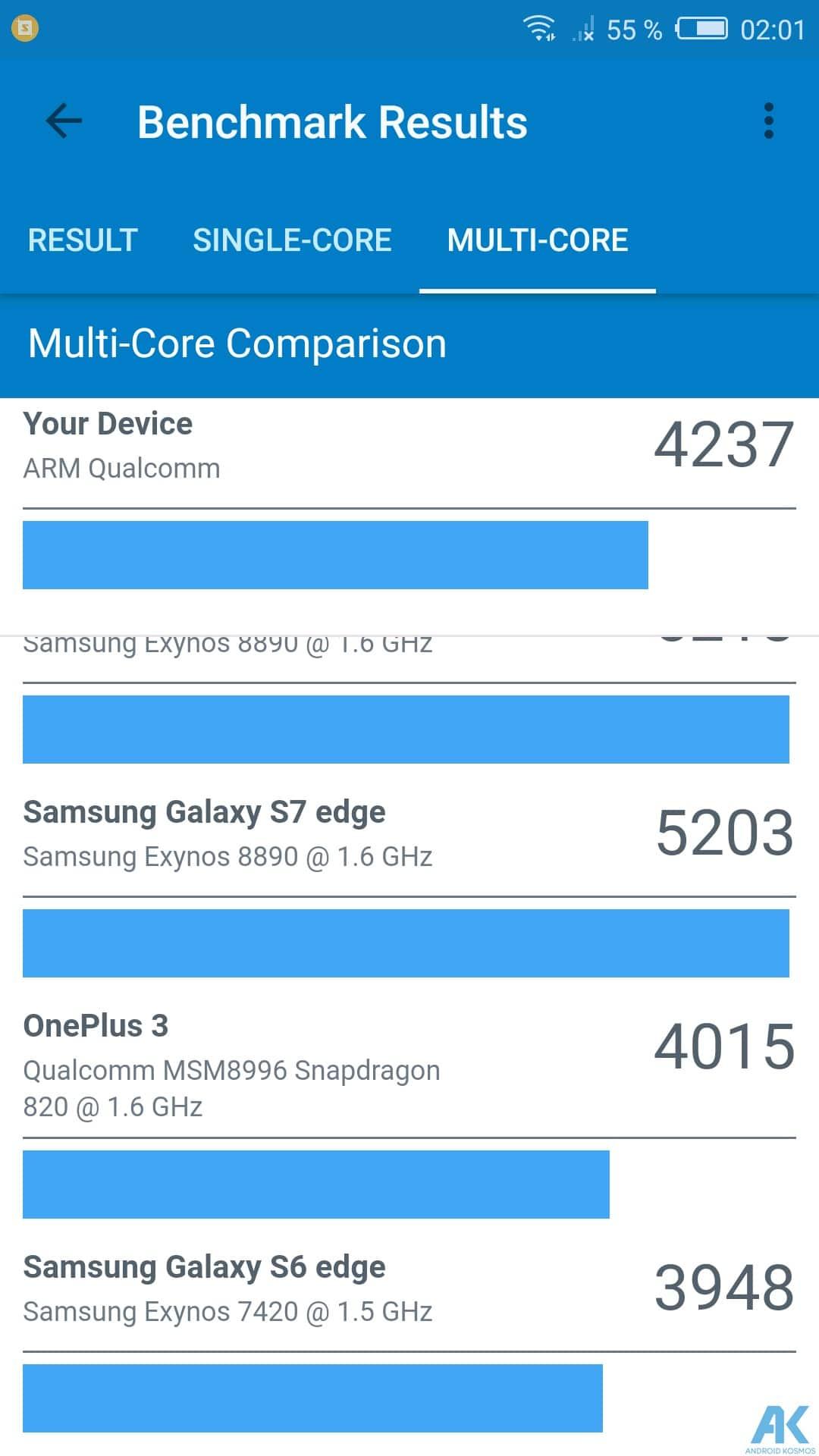 Nubia Z11 Mini S Test: kompaktes Mittelklasse Smartphone 62