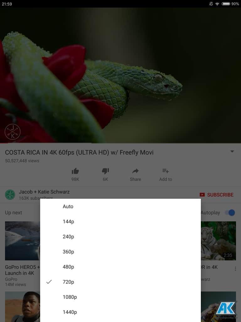Xiaomi Mi Pad 3 Test: Das dritte Android Tablet der Serie 84