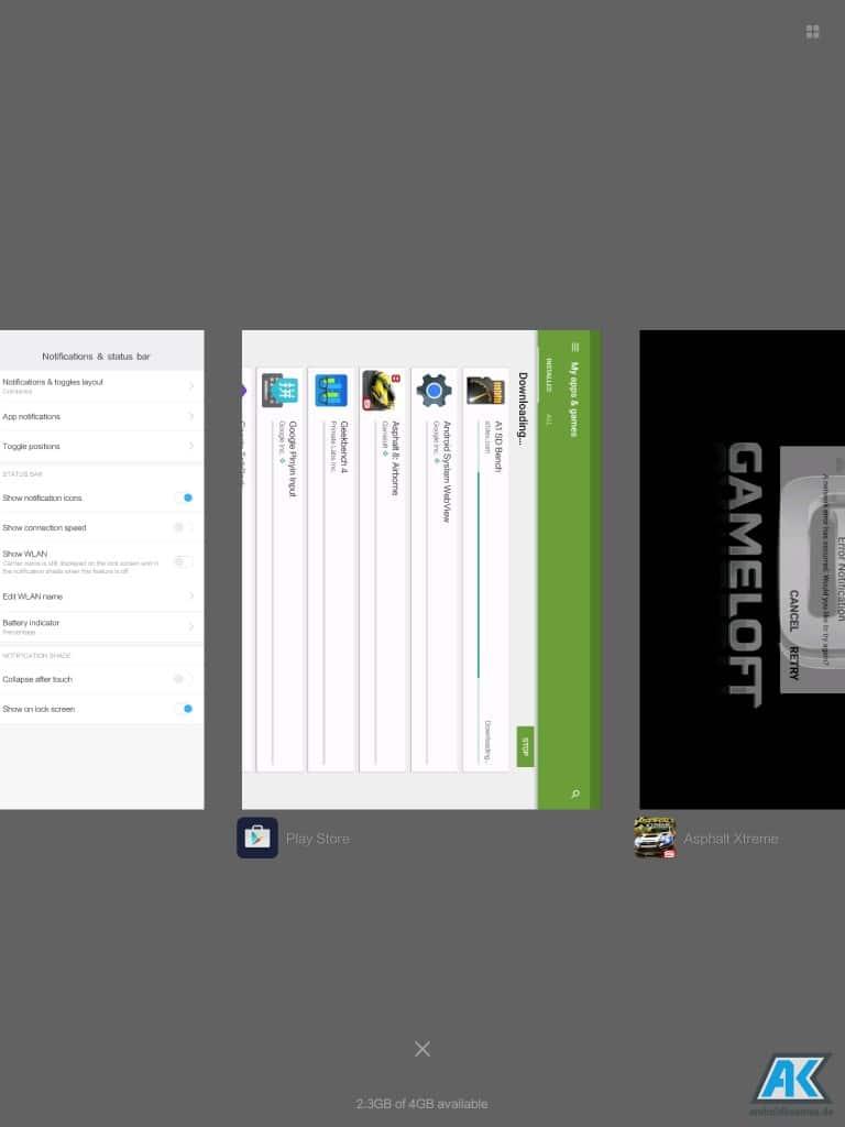 Xiaomi Mi Pad 3 Test: Das dritte Android Tablet der Serie 85